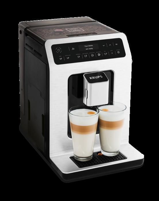 d9bc942d9 Automatický kávovar Krups. EVIDENCE EA890110 bílý EVIDENCE EA890110 bílý ...